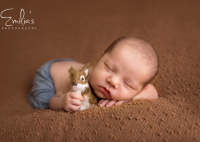 Newborn photographer in Bradford