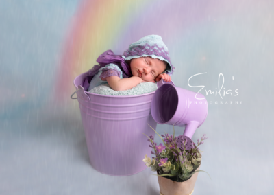 Newborn photographer Bradford